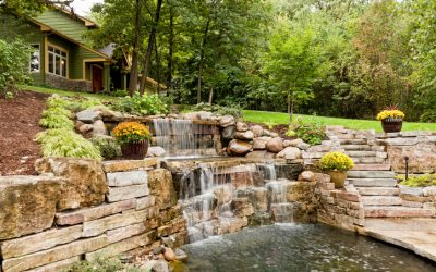 5 Reasons to Install Water Features at Your Home